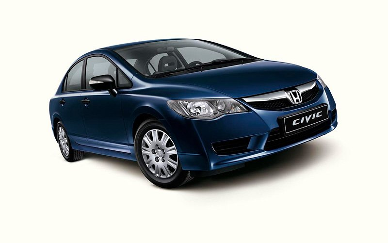 Honda Civic 4D-1